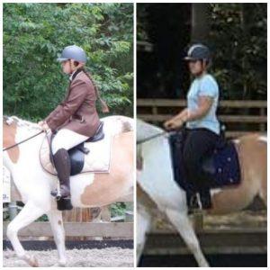 Voor en na training